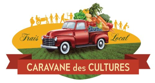 La Caravane des cultures, votre marché mobile