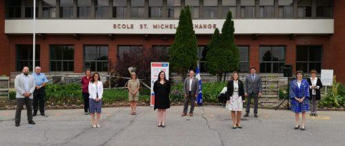 École Saint-Michel-Archange – projet d'agrandissement bonifié