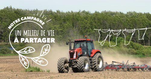 « NOTRE CAMPAGNE, UN MILIEU DE VIE À PARTAGER » Chronique à propos des ODEURS agricoles