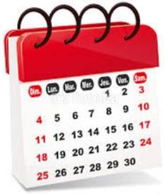 Calendrier des séances du Conseil – Année 2021