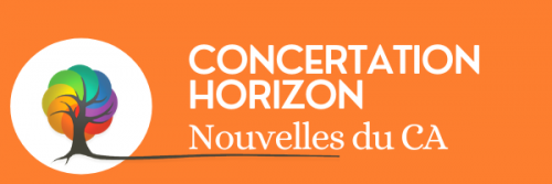 Concertation Horizon: un nouveau site web
